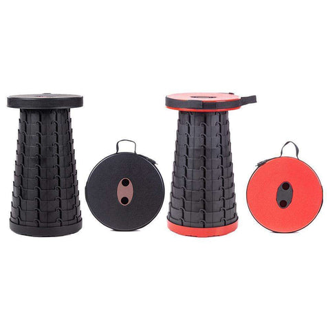 Image of PortaMax™ Retractable Travel Stool