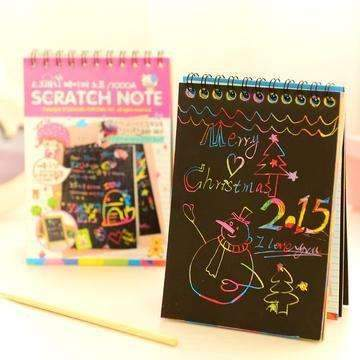 Rainbow Unicorn Notebook