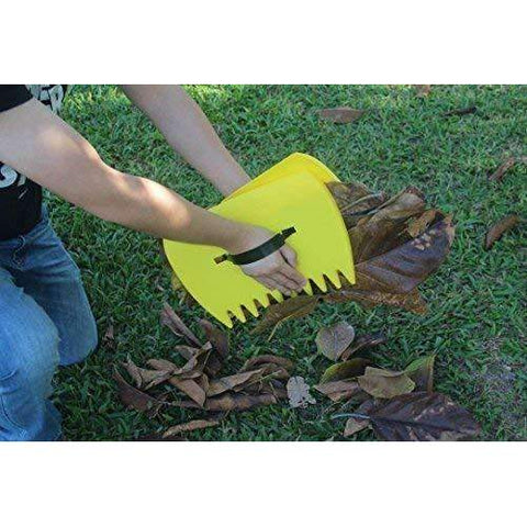 Image of Scooper™ - 2pc Yellow Leaf Scoops