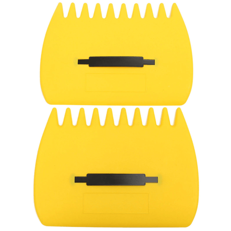 Scooper™ - 2pc Yellow Leaf Scoops