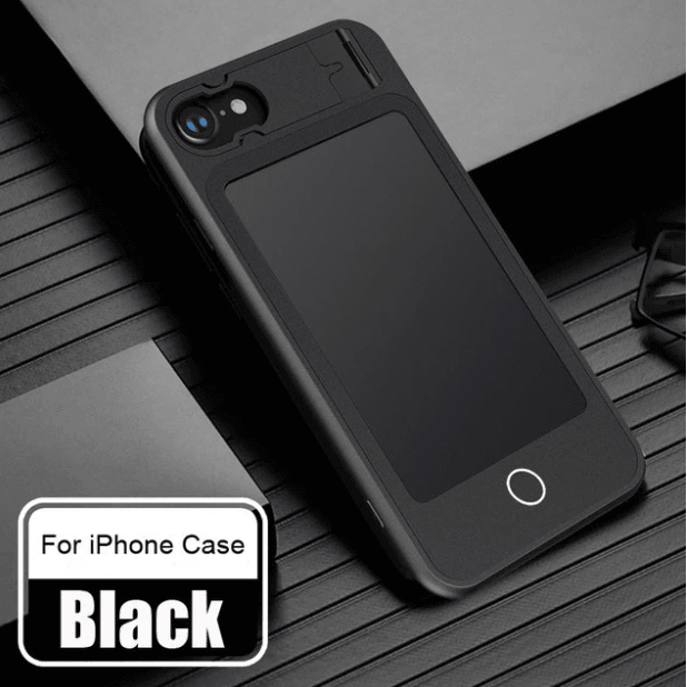 SmartCase™ LED Wordpad Iphone Case