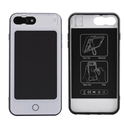 Image of SmartCase™ LED Wordpad Iphone Case