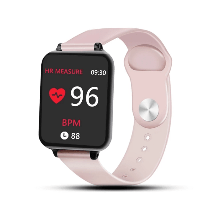 SmartTrack™ Smart Watch with Heart Rate Monitor