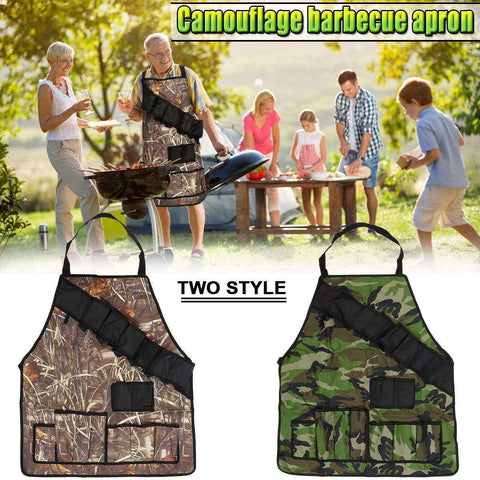 Image of Smokey™ Tactical BBQ Apron