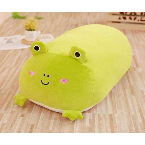 Image of Soft Squishy Animal Cartoon Stuffed Toys