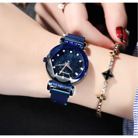 Starry Sky Waterproof Luxury Watch