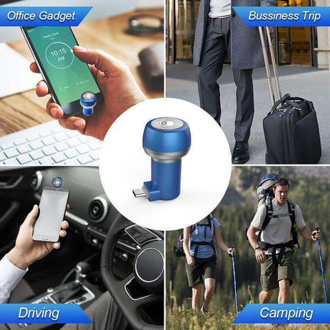Image of TimeShaver™ - Portable Smart Phone Shaver