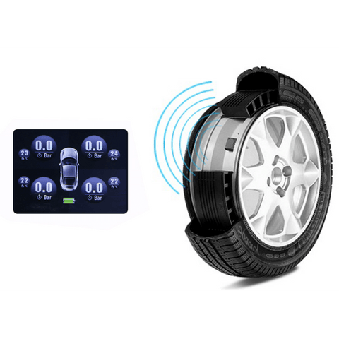 Image of TireBuddy™ - Tire Pressure Monitoring Solar System