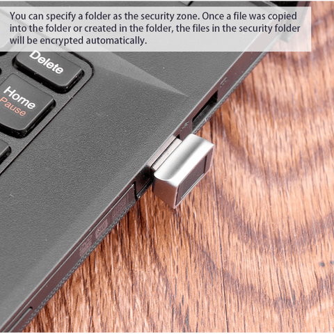 Image of uTouch™ PC Fingerprint Lock