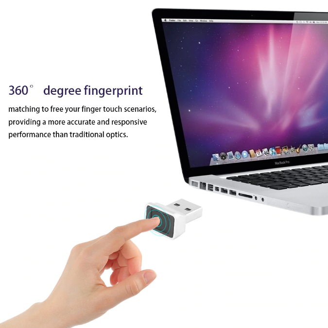 uTouch™ PC Fingerprint Lock