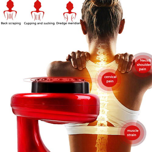 VacRelief™ Electric Cupping Massage Device