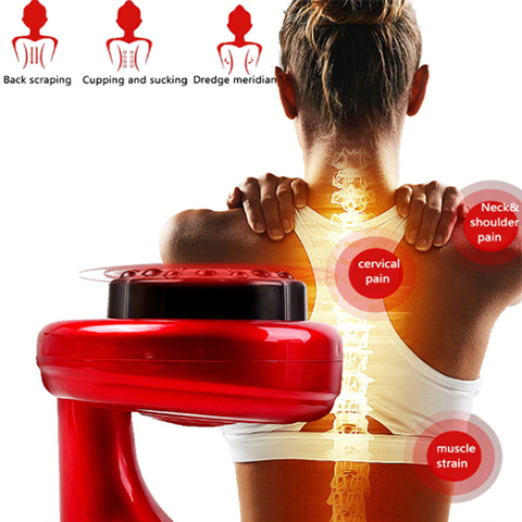 Image of VacRelief™ Electric Cupping Massage Device