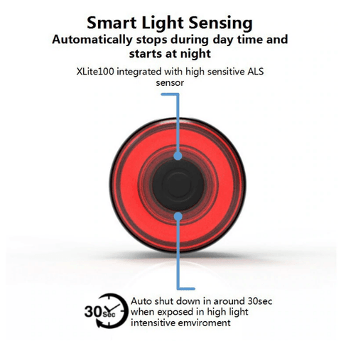 Image of XLite100™ - Waterproof Taillight Brake Sensor