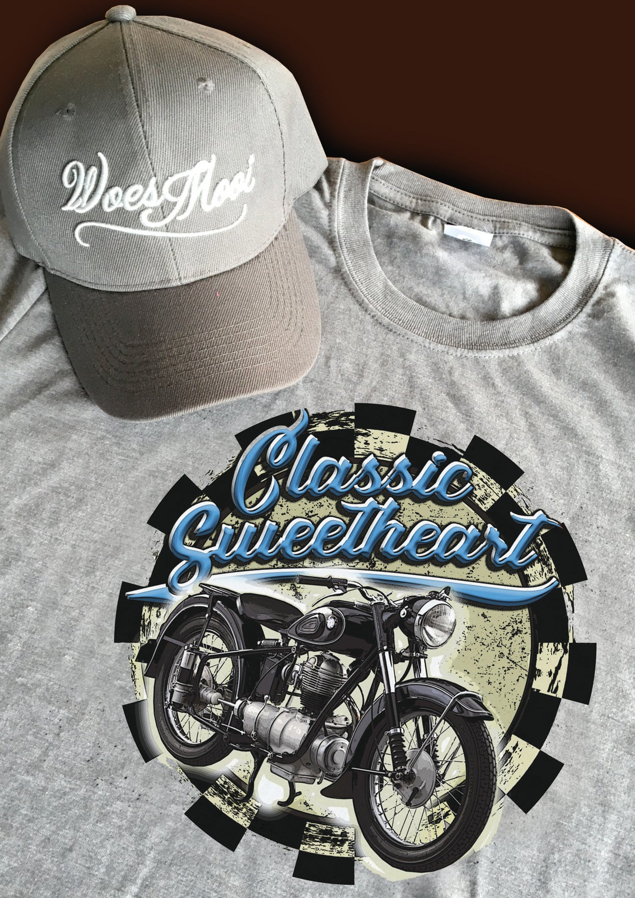Sleeve T-Shirt - Classic Sweetheart