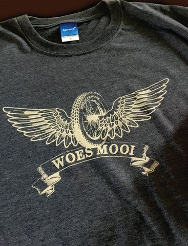 Short Sleeve T-Shirt - Woesmooi Wings