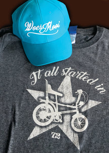 Short Sleeve T-Shirt - Woesmooi Chopper 72
