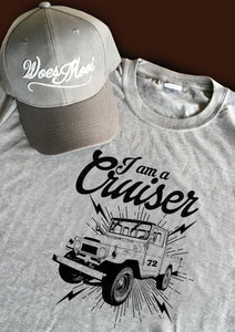 Sleeve T-Shirt - I am a Cruiser