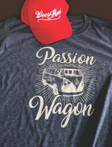 Short Sleeve T-Shirt - VW Passion Wagon