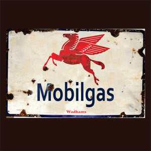 Mobiloil - Oil Vintage Sign