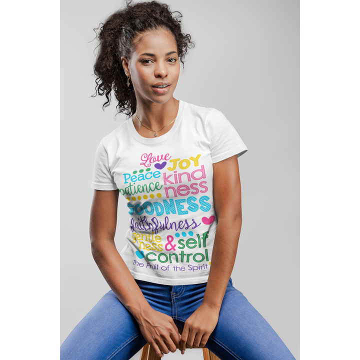 Fruits of the Spirit cotton t-shirt
