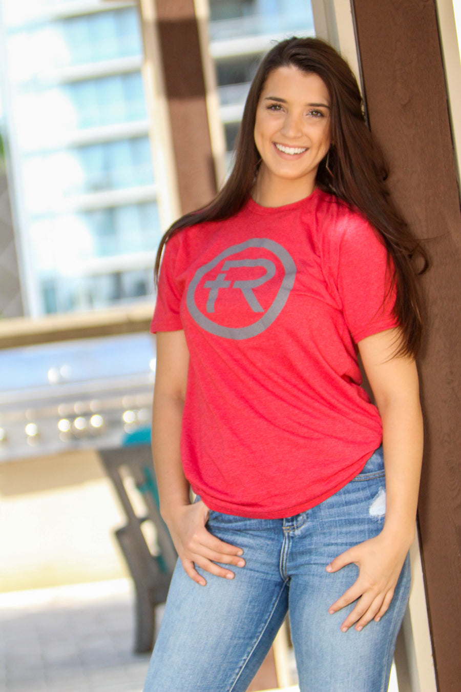 "Refine Outfitters ""R"" Logo T-Shirt"