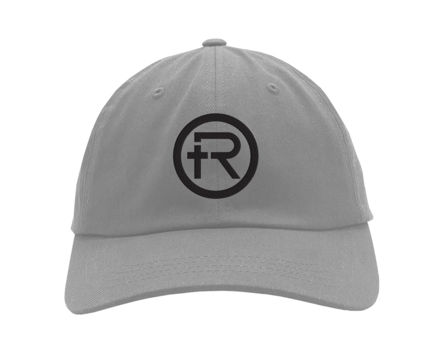 "REFINE OUTFITTER ""R"" LOGO DAD HAT"