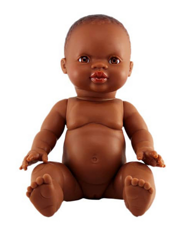 Baby Girl Doll- African