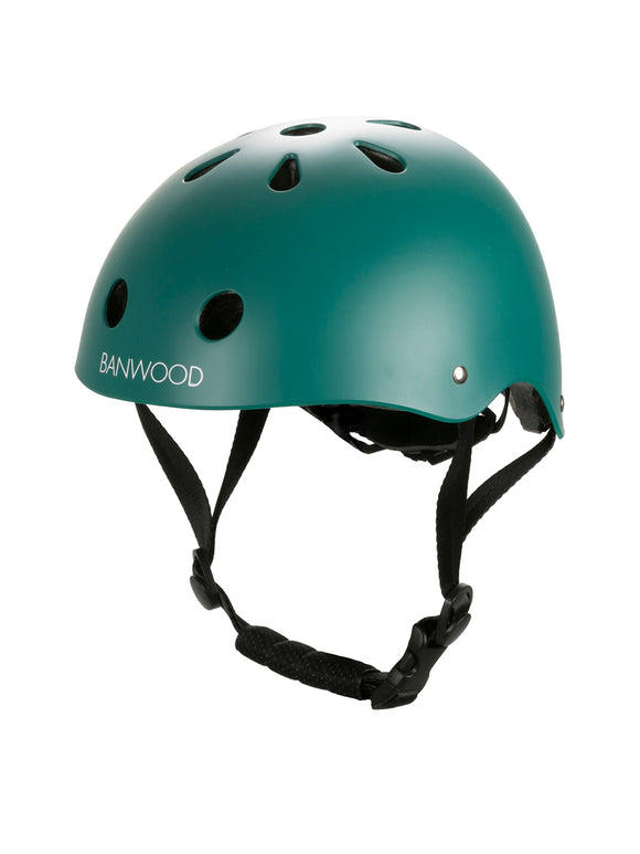 Bicycle Helmet - Matte Dark Green