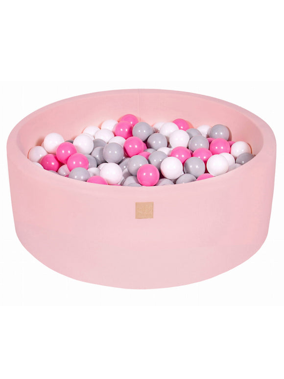 Ball Pit- Pink Mix in Light Pink Pit
