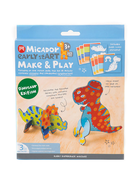 Early Start Make & Play- Dinosaur