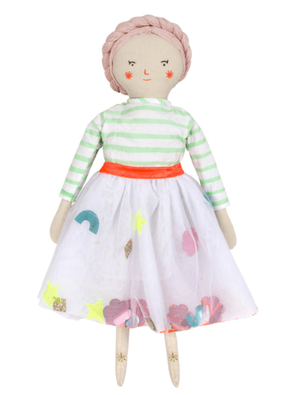 Fabric Doll Matilda