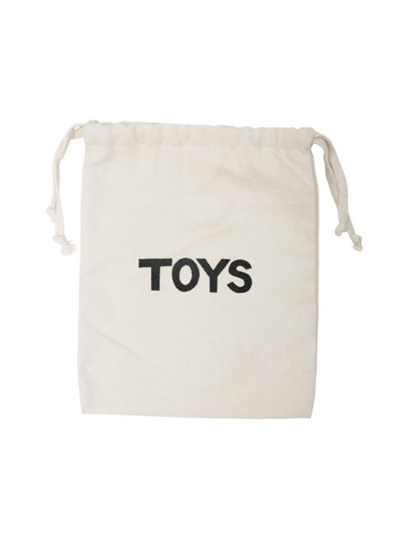 Small Fabric Toys Storage Bag