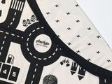Road Map Toy Storage Bag