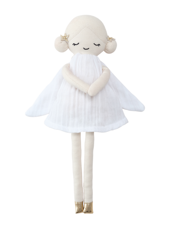 Winter Fairy Dream Friend Doll