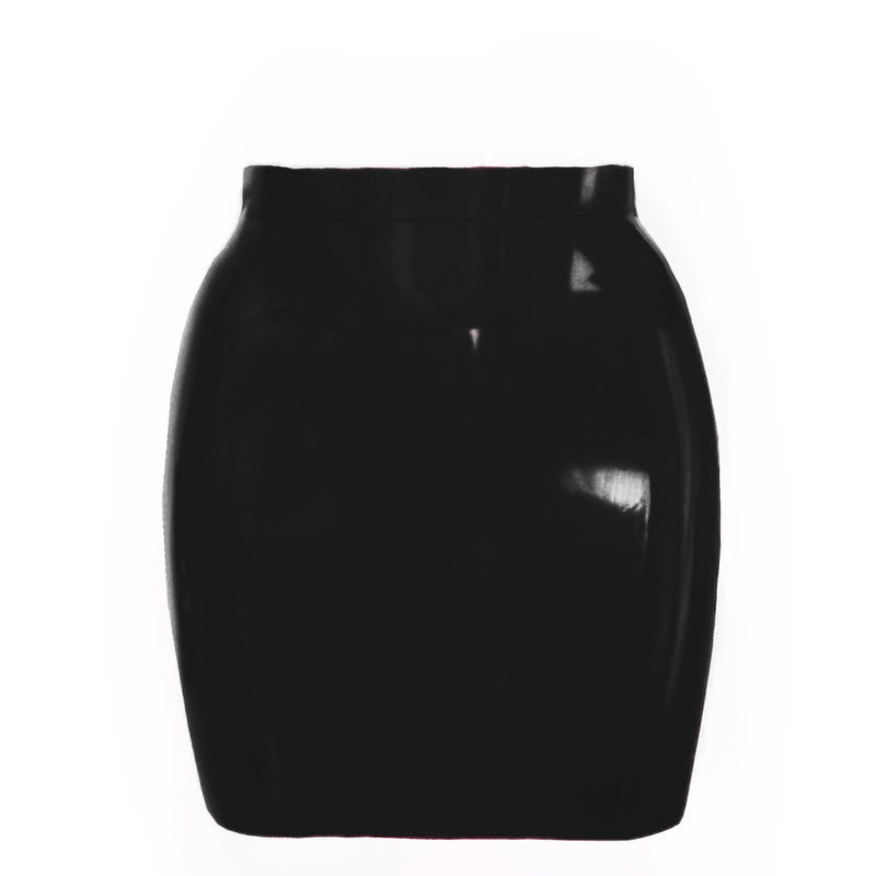 Patent Mini Skirt - 5 Colors