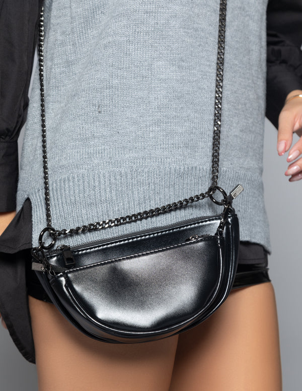 Doubled Crossbody Bag