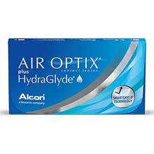 AIR OPTIX® plus Hydraglyde [6 ცალი]