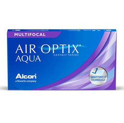 AIR OPTIX® aqua Multifocal [3 ცალი]