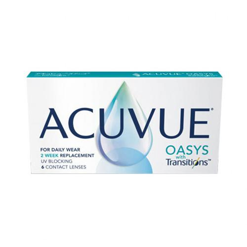 Acuvue® Oasys Transition[6 ცალი]