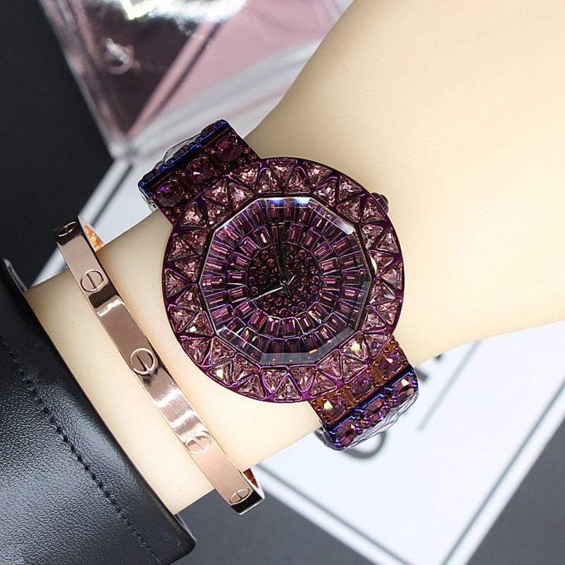Woman's Luxury Mermaid Quartz watch