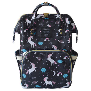 Baby Diaper Bag Unicorn Backpack