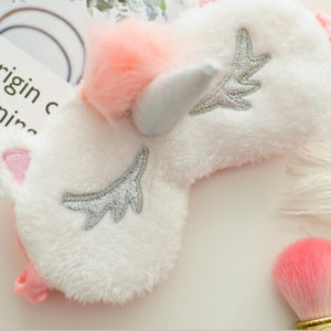 Unicorn eye mask Cartoon Sleeping Mask