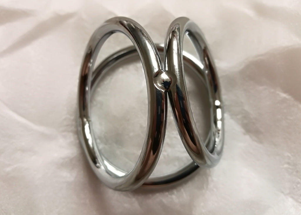 Cock Ring Triangle Stainless Steel | 2EO.World - 2EO.World