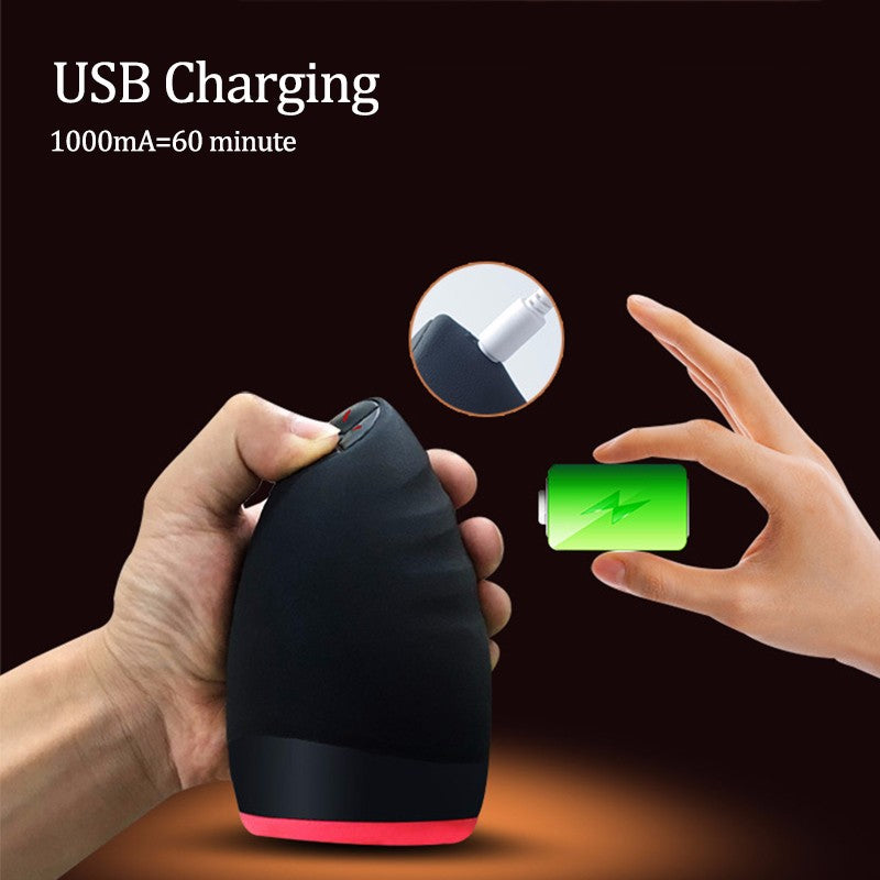 Masturbation Cup Chiven Oral Sex Intelligent Heating 1000mAh HQ | 2EO.World - 2EO.World