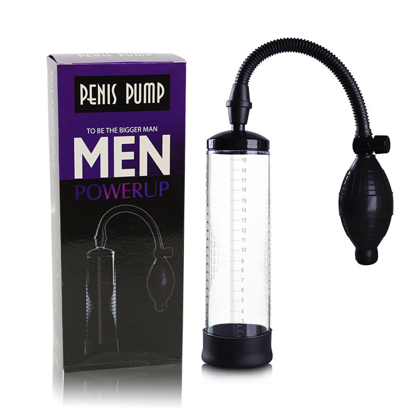 Penis Pump Enlarger System Basic Tool | 2EO.World - 2EO.World