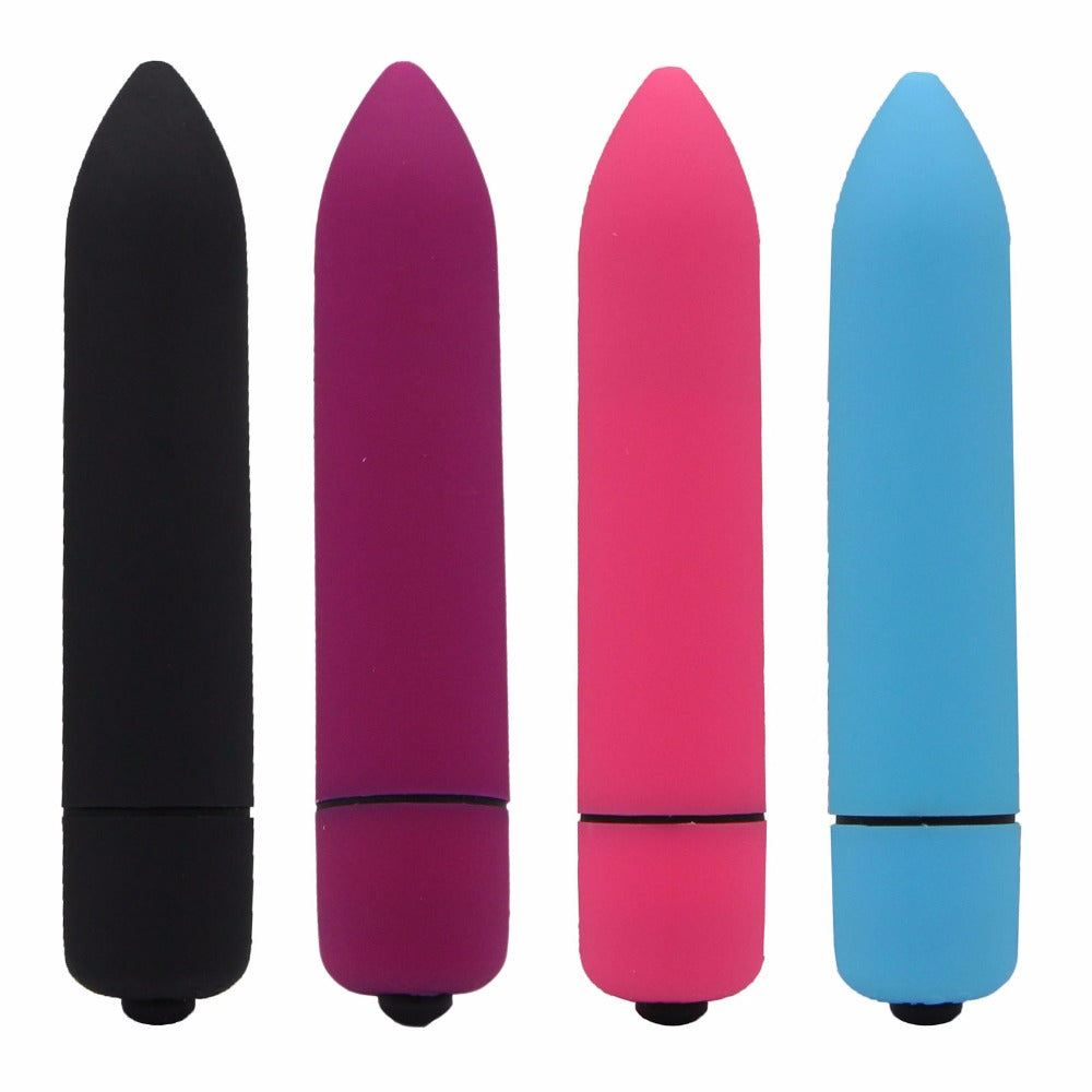Vibrator Mini Bullet in 9 Variants | 2EO.World - 2EO.World