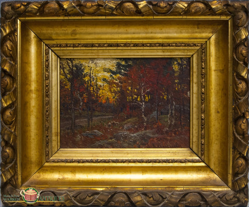 https://warrenantiques.com/products/autumn-path-at-sunset-john-joseph-enneking