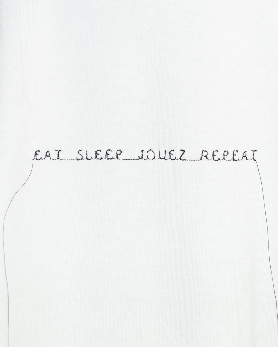EAT SLEEP JOUEZ REPEAT Tee