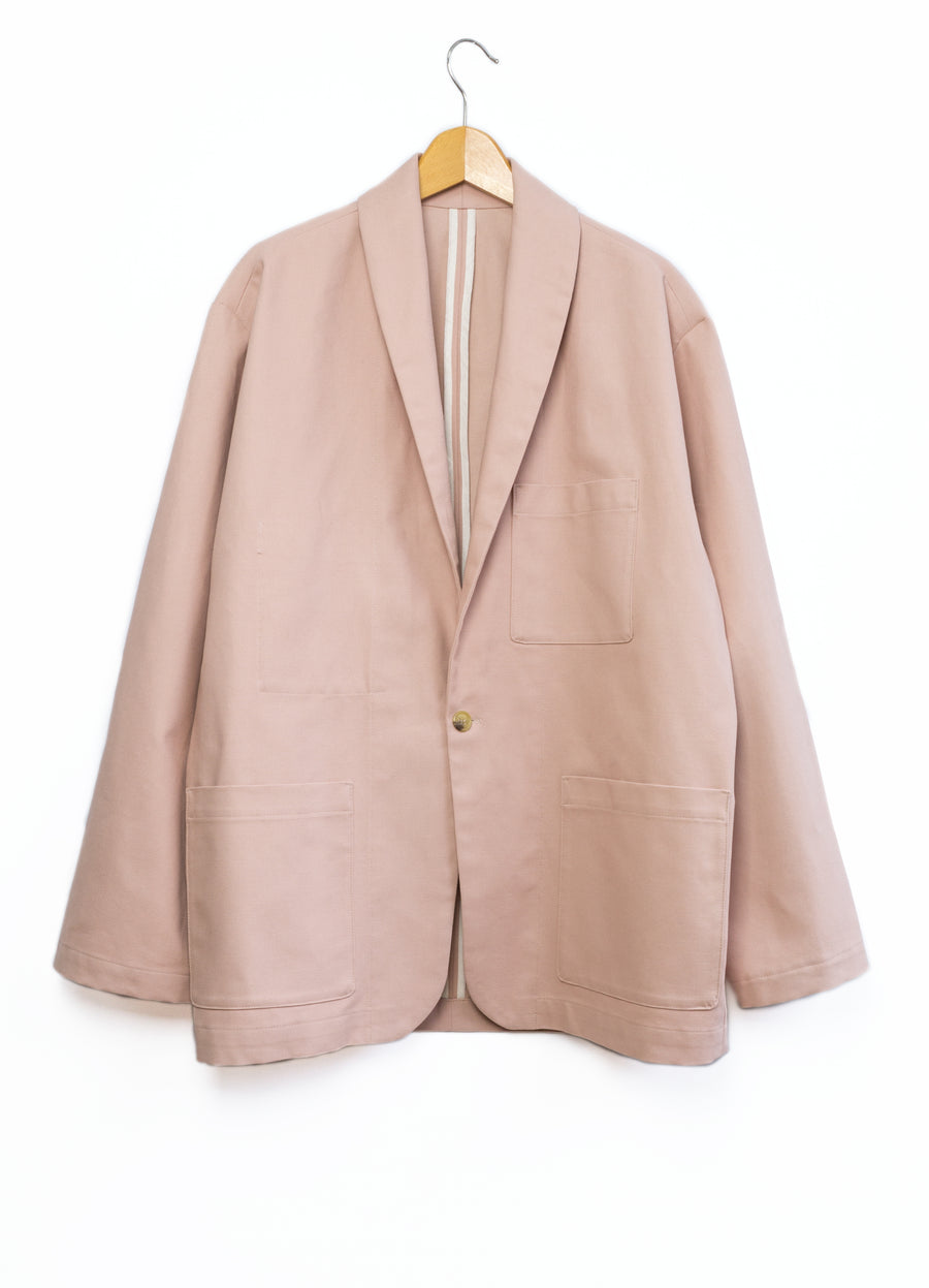 Soft Suit jacket canvas