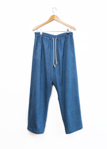 Soft Suit pants denim